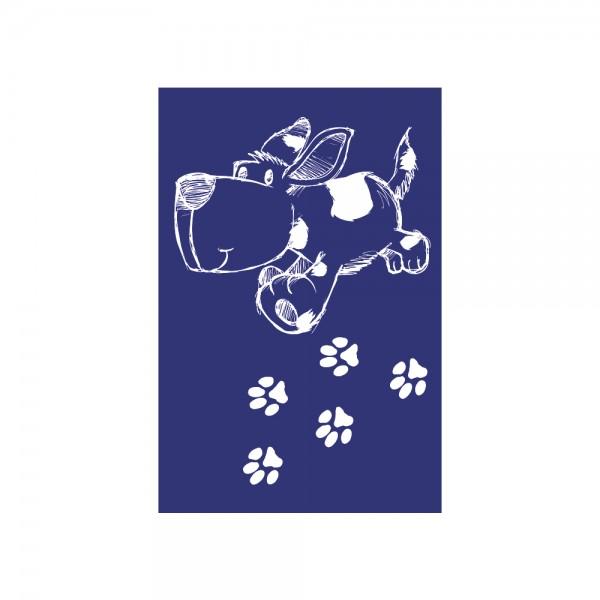 Schablone A5, Hund