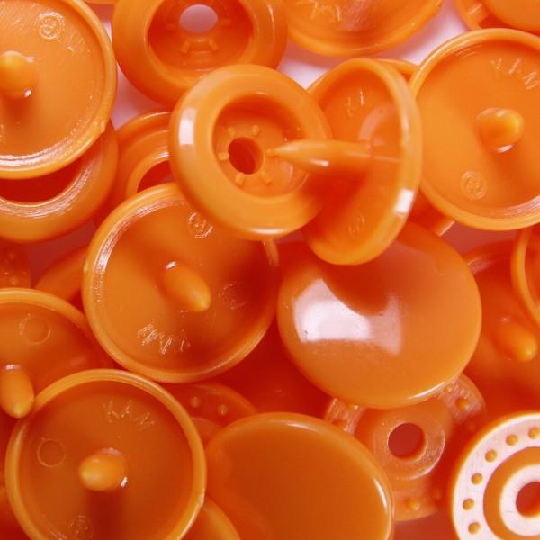 Kam Snaps, uni, einzeln, orange