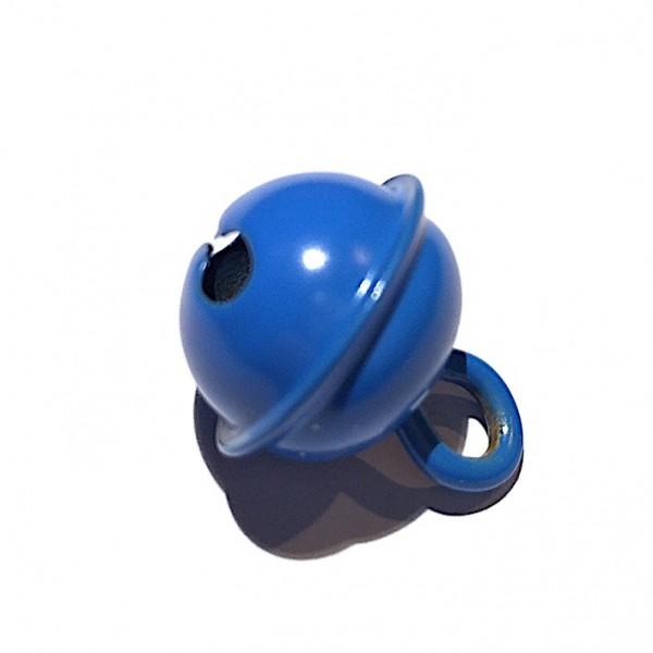 Glöckchen 11 mm hellblau