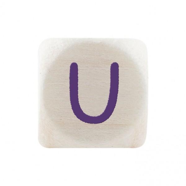 Angebot Premiumbuchstabe 10 mm lila U