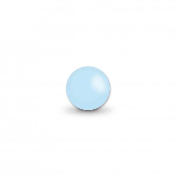 Uniperlen 8 mm babyblau
