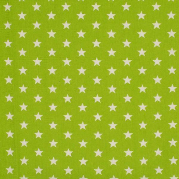 DEAL Jersey Sterne apfelgrün/weiß
