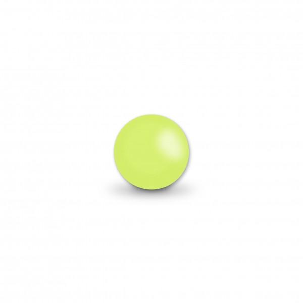 Uniperlen 8 mm lemon
