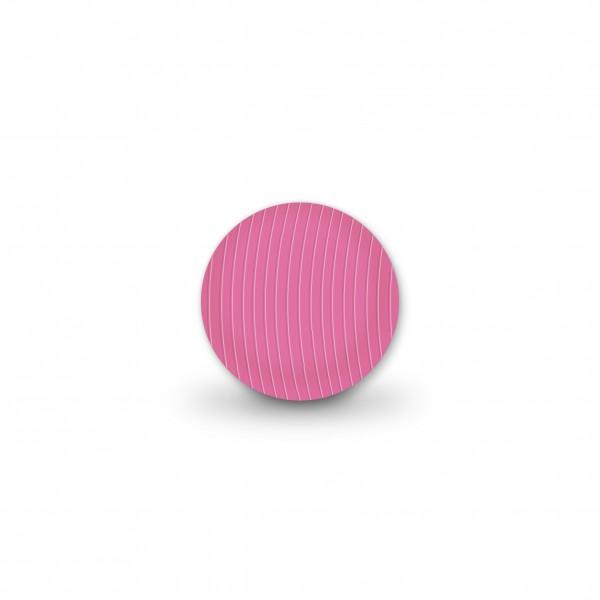 Angebot Rillenperlen pink