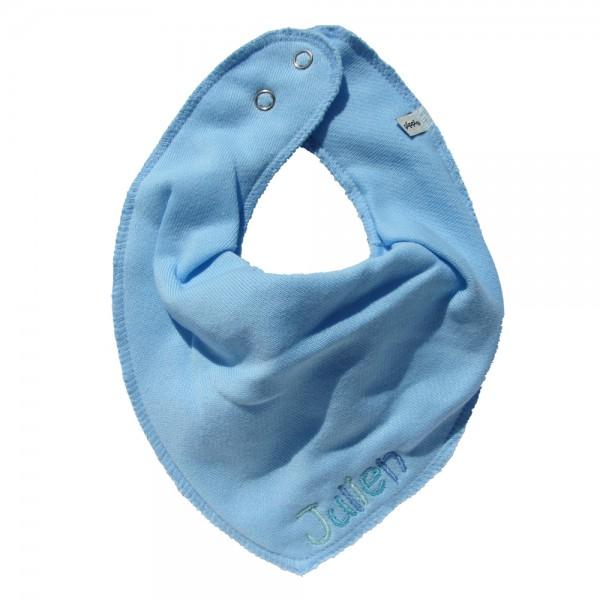 Halstuch babyblau