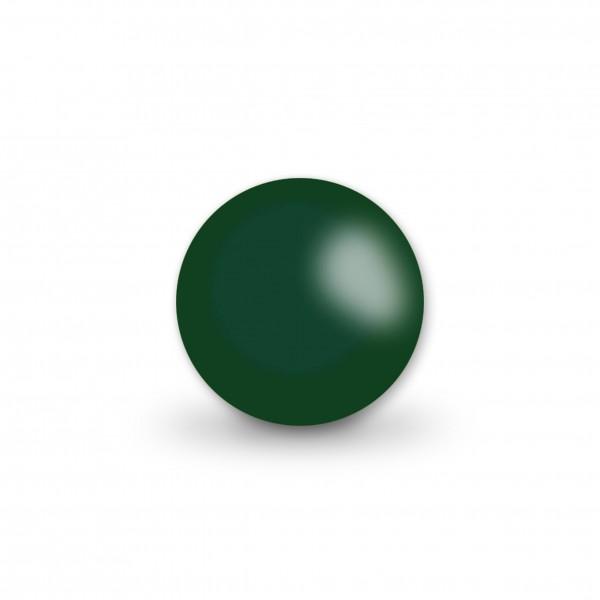 Ausverkauf Uniperlen 12 mm moosgrün