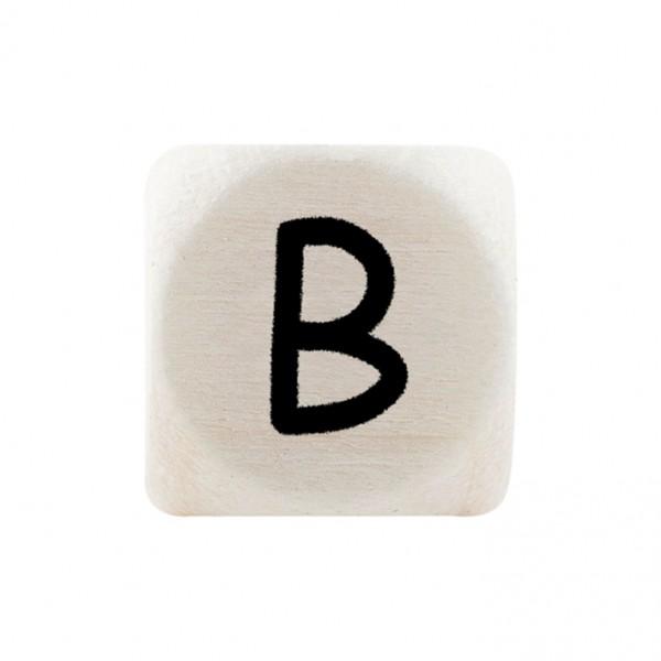 Premiumbuchstabe 10 mm schwarz B