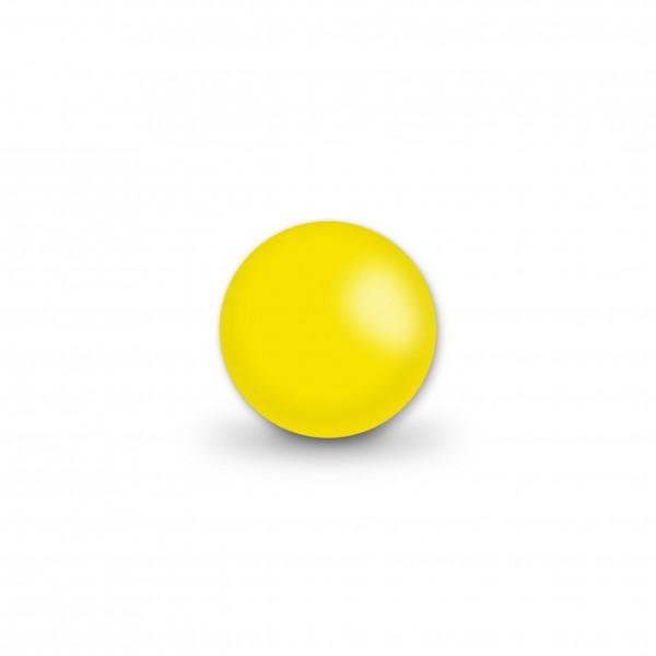 Uniperlen 10 mm gelb