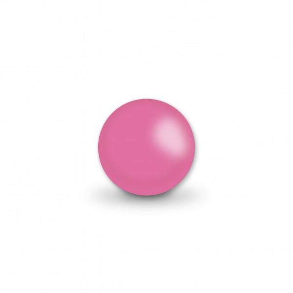 Uniperlen 10 mm pink