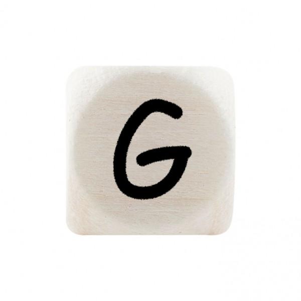 Premiumbuchstabe 10 mm schwarz G