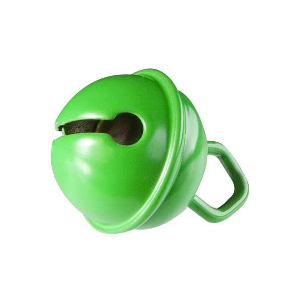 Glöckchen 15 mm apfelgrün