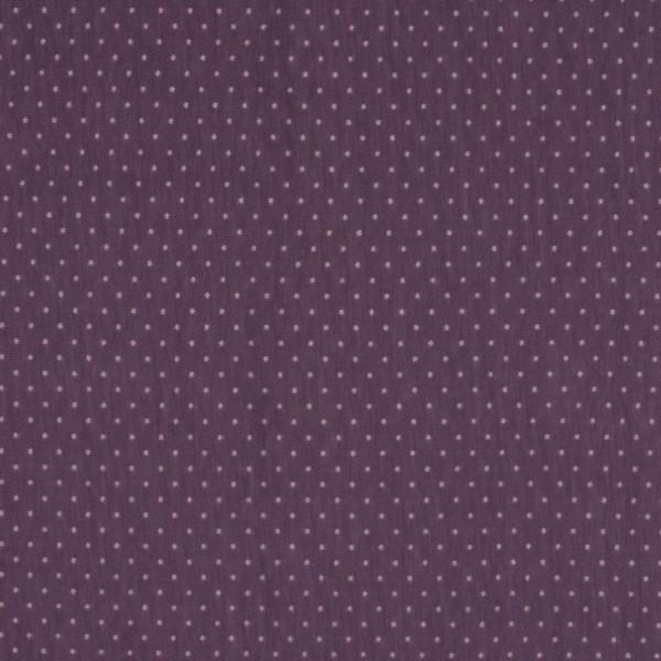 Angebot Jersey Punkte lila/flieder