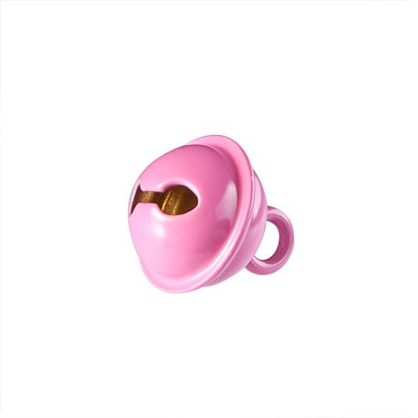 Glöckchen 11 mm pink