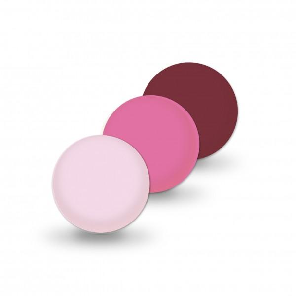 Angebot Uniperlen 10 mm pink-mix (ca.25 Stück)