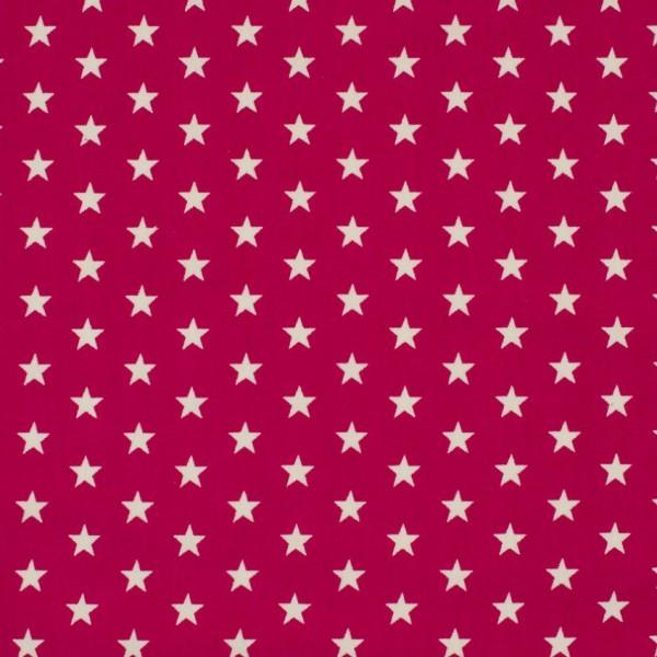 DEAL Jersey Sterne magenta/weiß