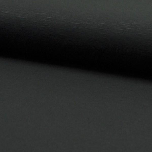 Viskose Slub Jersey schwarz