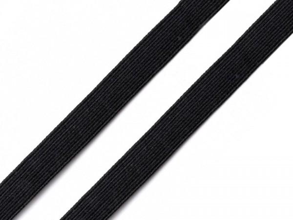 Angebot Gummiband Wäschegummi Breite 8 mm schwarz