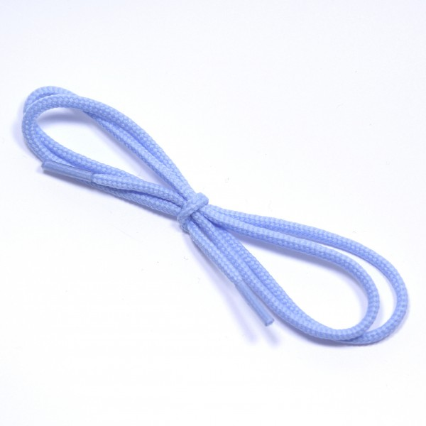0,5 m Schnurstück mit Fädelhilfe babyblau