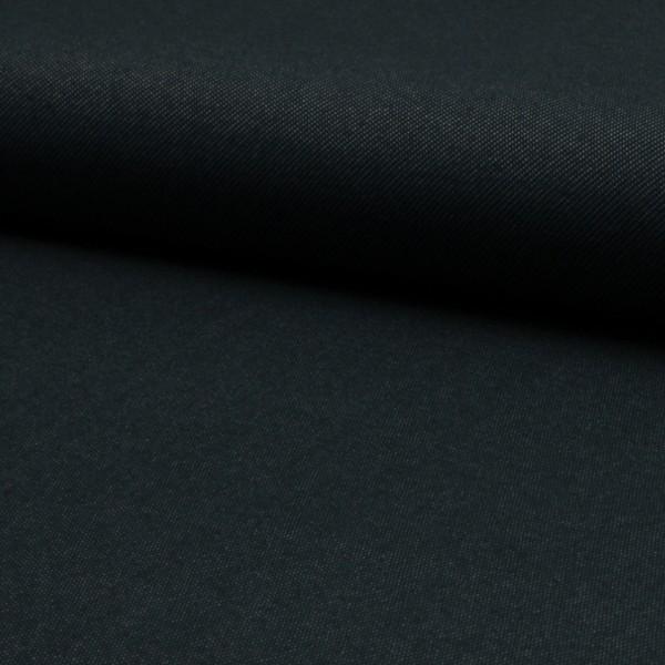 dünner Jeansjersey black