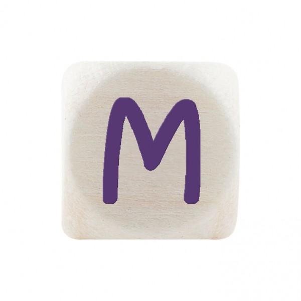 Angebot Premiumbuchstabe 10 mm lila M