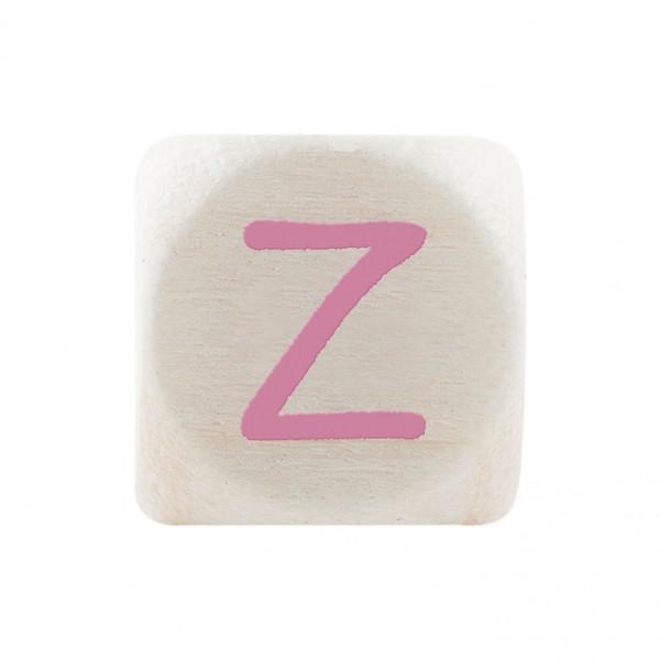 Premiumbuchstabe 10 mm rosa Z