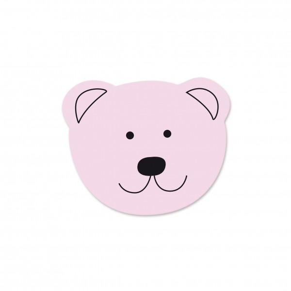Angebot Motivperle Mini-Bär vertikal babyrosa