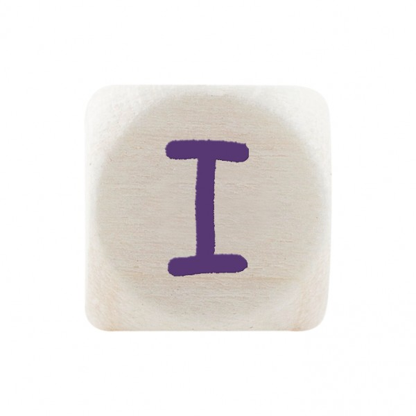 Angebot Premiumbuchstabe 10 mm lila I