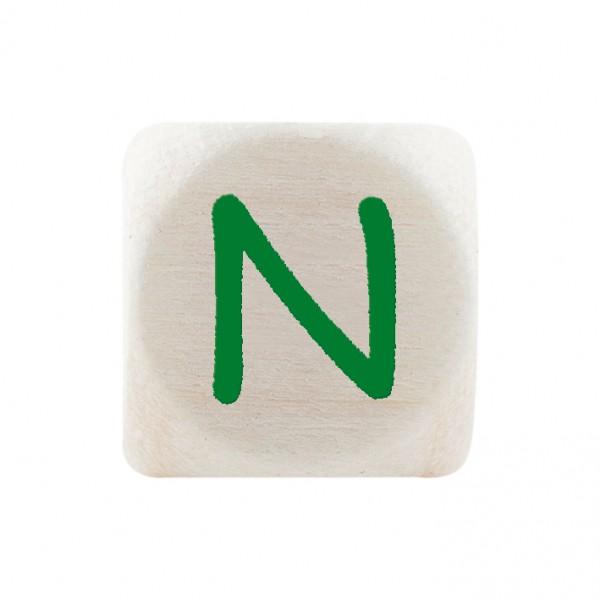 Angebot Premiumbuchstabe 10 mm grün N