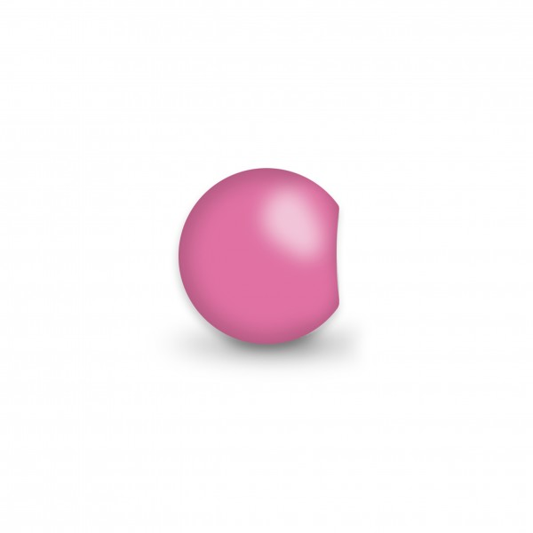 Sicherheitsperlen pink