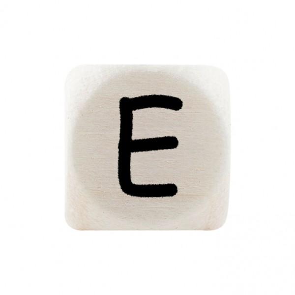 Premiumbuchstabe 10 mm schwarz E
