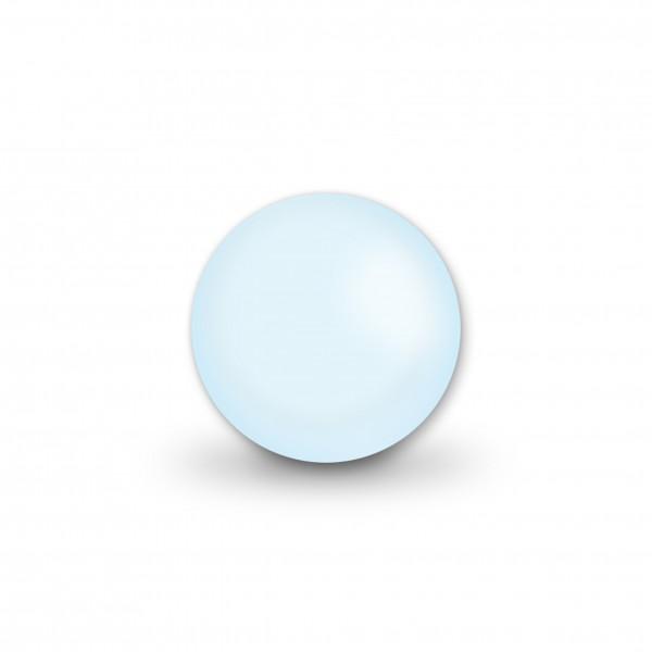 Ausverkauf Uniperlen 12 mm aqua