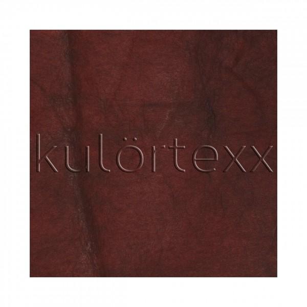 Sale Kulörtexx - Lederimitat vegan schokobraun MIDI