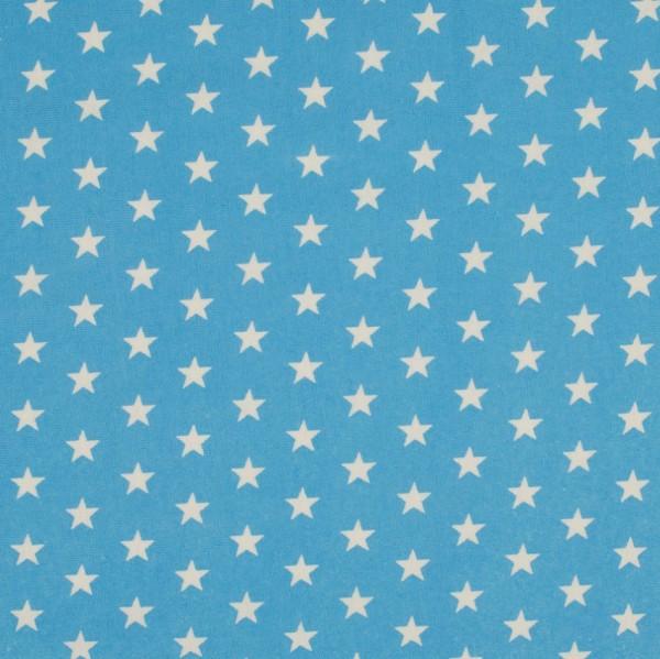 DEAL Jersey Sterne hellblau/weiß