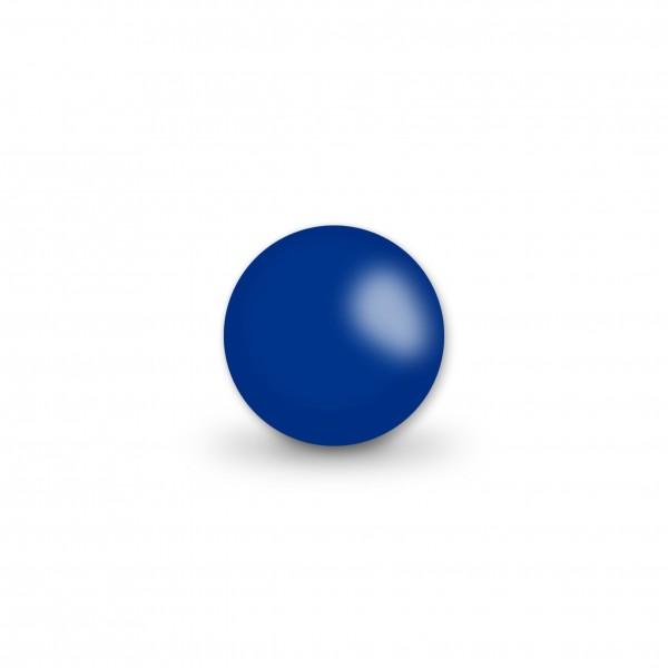Uniperlen 10 mm dunkelblau