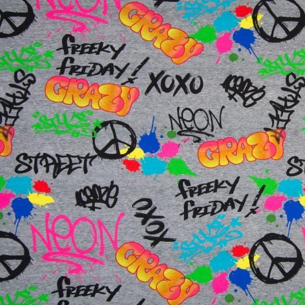 Digitaldruck Graffiti