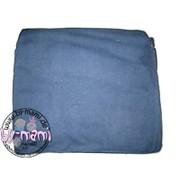 Schultertaschenrohling aus Canvas dunkelblau