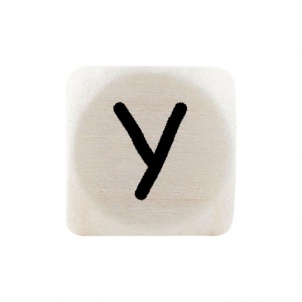 Premiumbuchstabe 10 mm schwarz Y