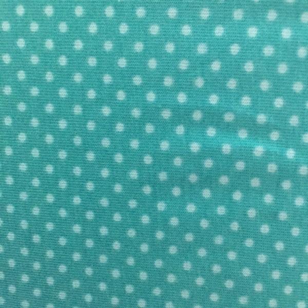 Angebot Mini Dots türkisgrün/helltürkis