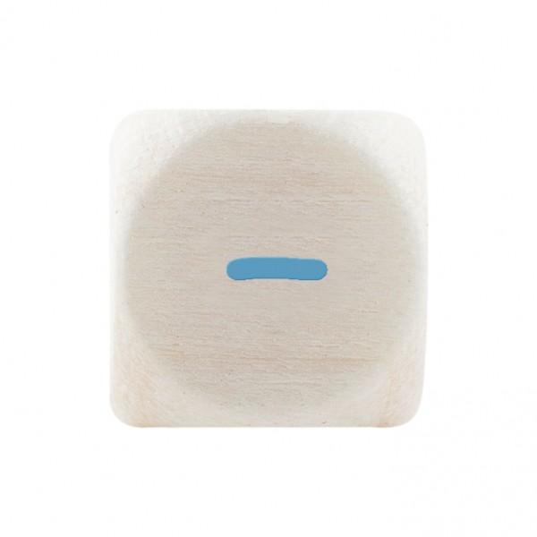 Premiumbuchstabe 10 mm babyblau -