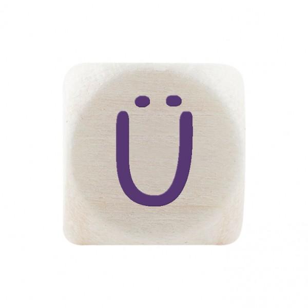 Angebot Premiumbuchstabe 10 mm lila Ü