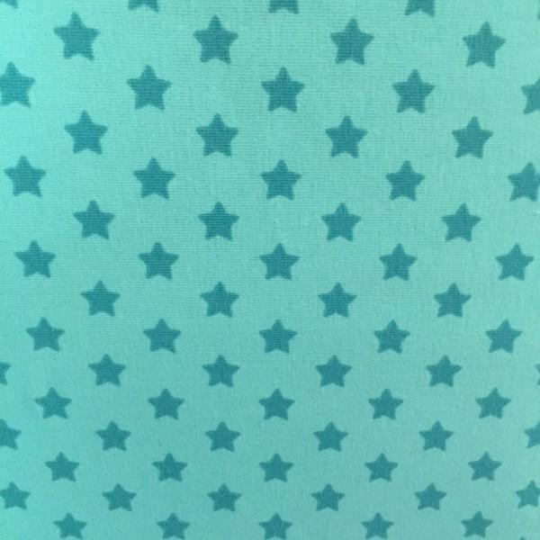 DEAL Jersey Stars von Stenzo hellmint/dunkelmint 10 mm