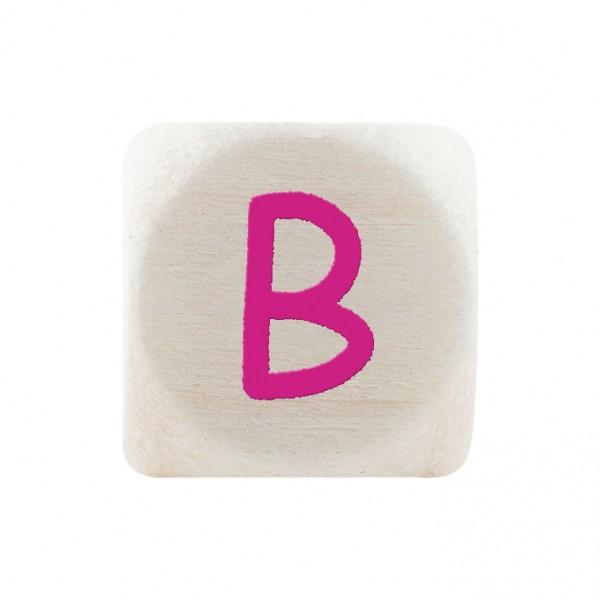 Angebot Premiumbuchstabe 10 mm magenta B