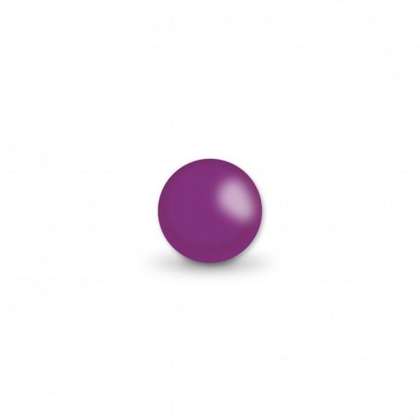 Uniperlen 8 mm violett
