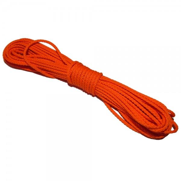5 m PP-Schnurstück orange